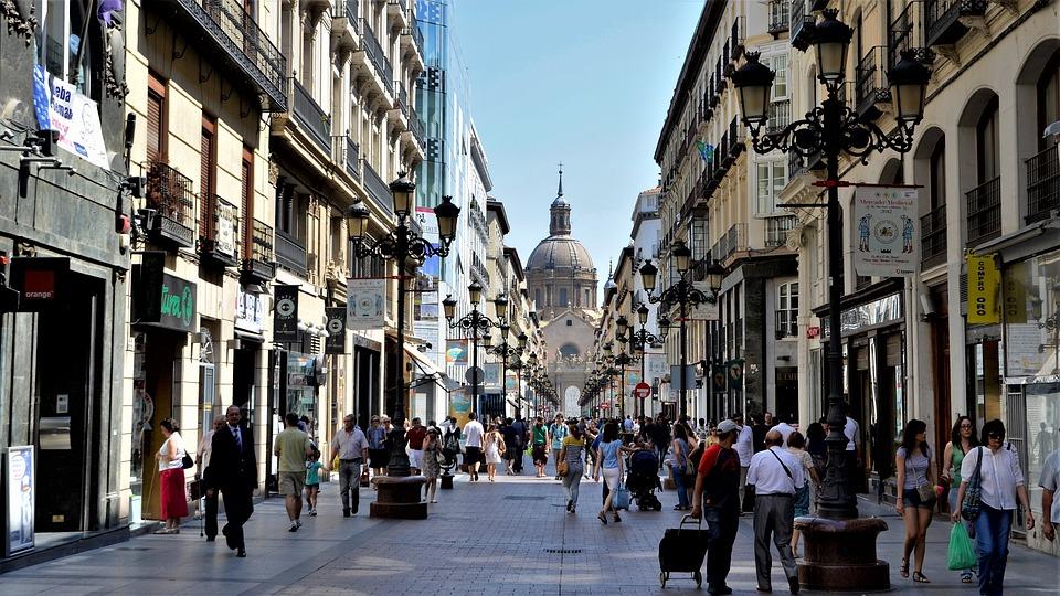 Calle Alfonso de Zaragoza - Enjoy Aragón