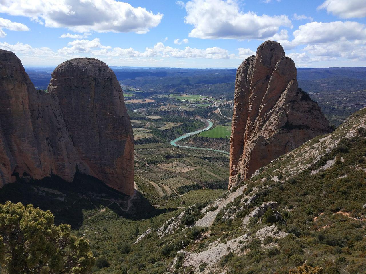Mallos de Riglos, provincia de Huesca - Enjoy Aragón