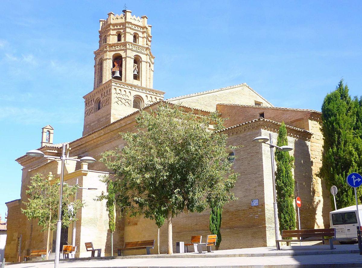 Catedral de Santa María del Romeral una de las visitas que no puede faltar en tu viaje a Monzón