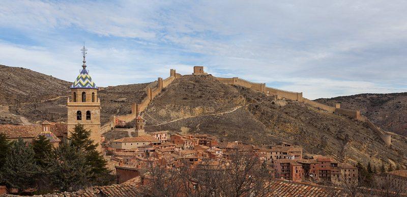 Foto de Diego Delso - Albarracín, uno de los pueblos más bonitos de España