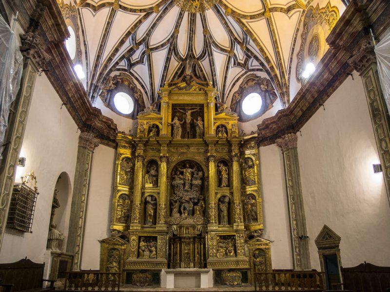 Foto de Turol Jones - Interior de la Catedral del Salvador de Albarracín, en la provincia de Teruel