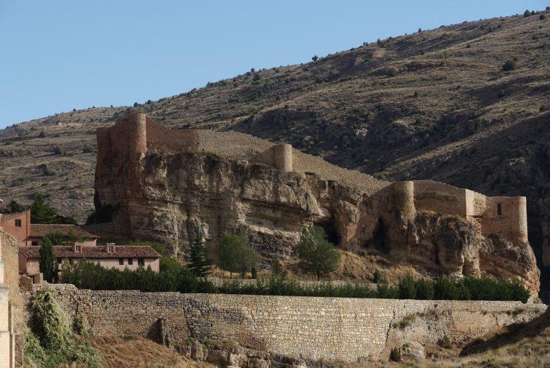 Foto de Xavier Tugas - Castillo o Alcázar de Albarracín de la Edad Media