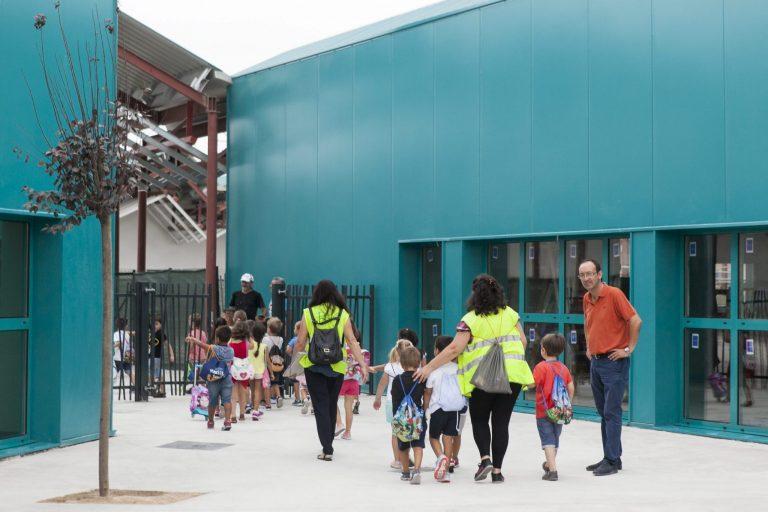 Cuarte de Huerva - Colegios, instituto, biblioteca, zonas verdes...