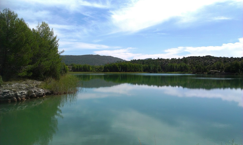 Bañarte en Aragón - Embalse de Valbona - Imagen de Vicente Verdú Pla