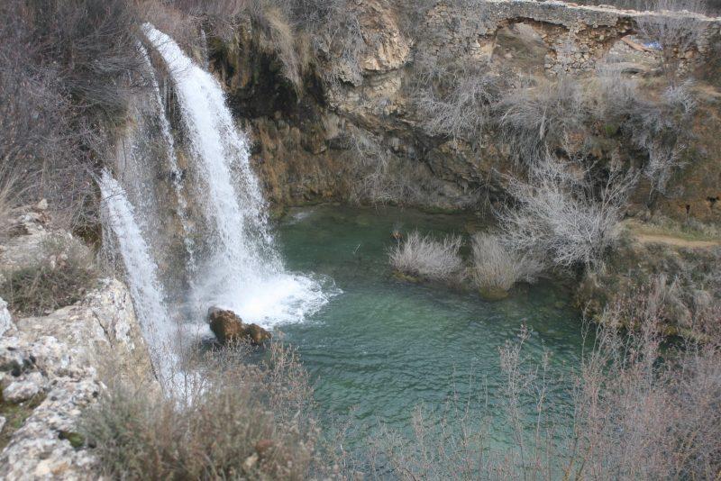 Bañarte en Aragón - El pozo del Molino - Imagen de carcavasalbarracin.es