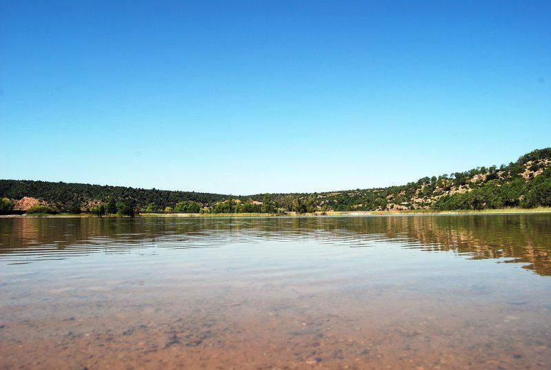 Bañarte en Aragón - Embalse de Valbona en Teurel