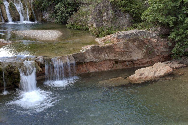 Bañarte en Aragón - Pozas de Beceite - Imagen de efetur.com