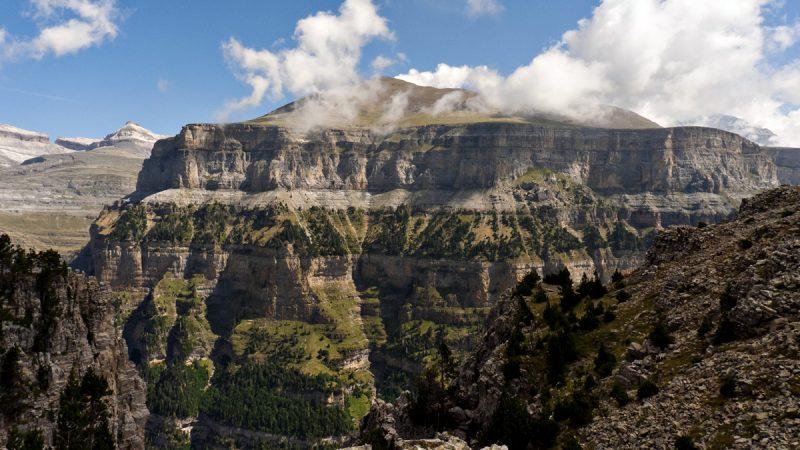 Centenario de Ordesa - El Parque Nacional de Ordesa y Monte Perdido es el más longevo de Aragón