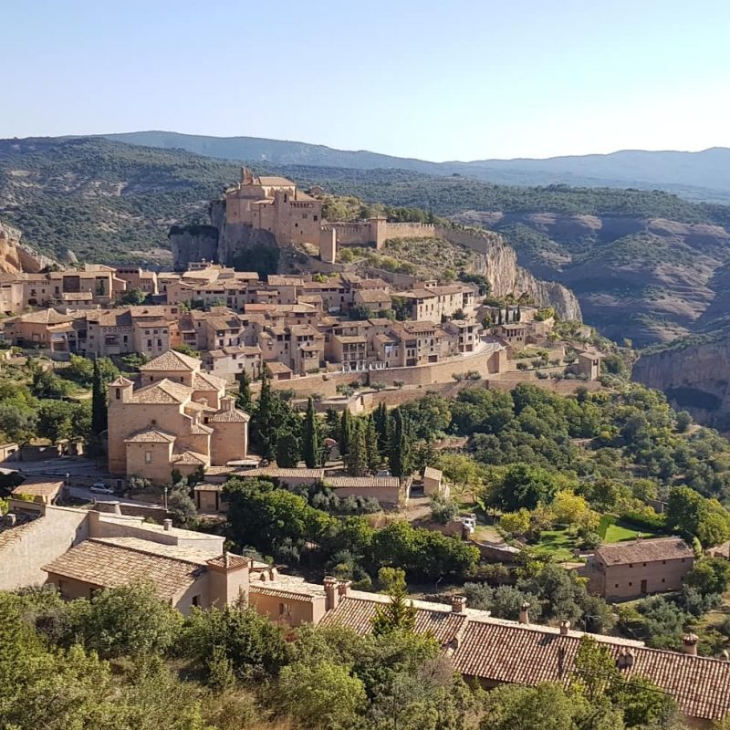 Alquézar es uno de los pueblos más bonitos de España