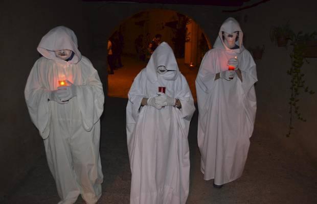 Noche de las Ánimas en Teruel - Cómo ir vestido para esta festividad