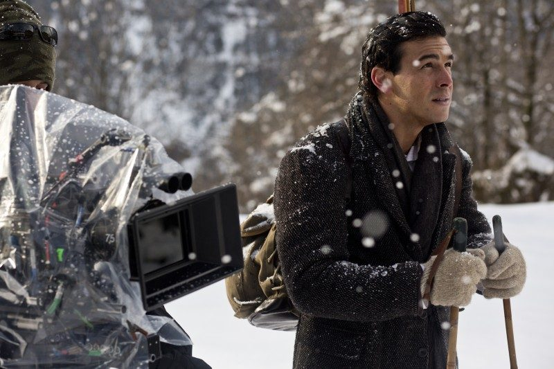 Películas rodadas en Aragón - Palmeras en la nieve - Mario casas - huesca Pirineo