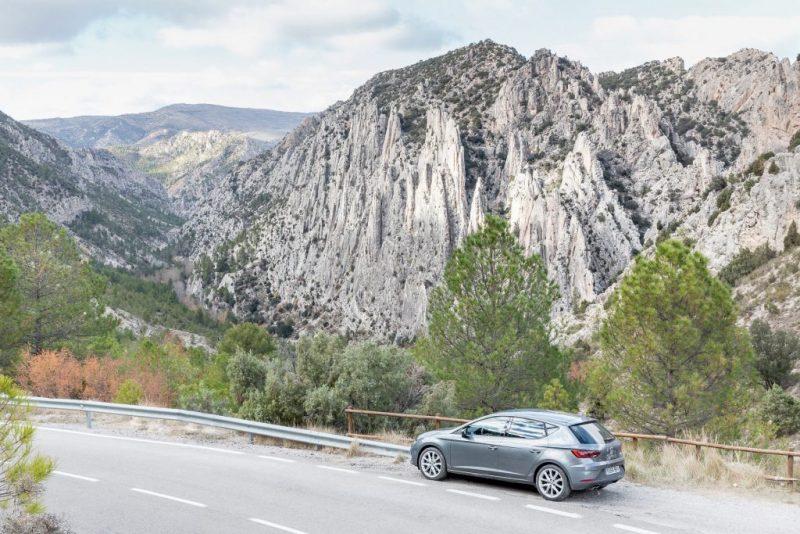 Slow Driving - Ruta Puertos del Silencio - Visita imprescindible con tu coche