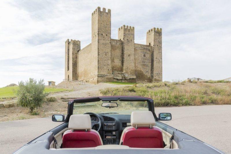 Slow Driving - Ruta de los Castillos