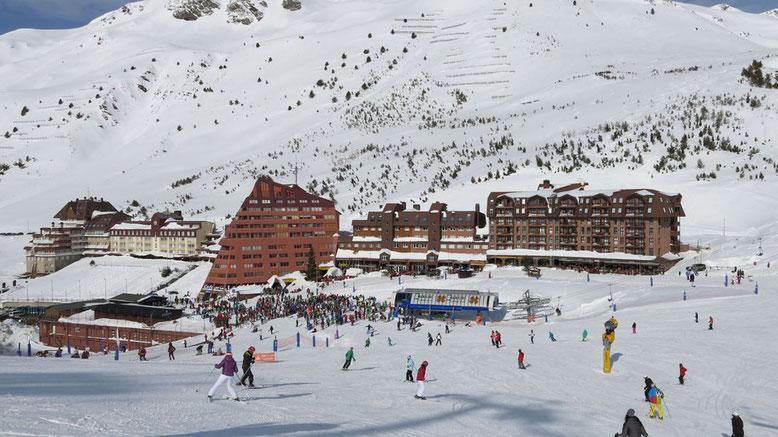 estaciones de esquí en Aragón - Astún