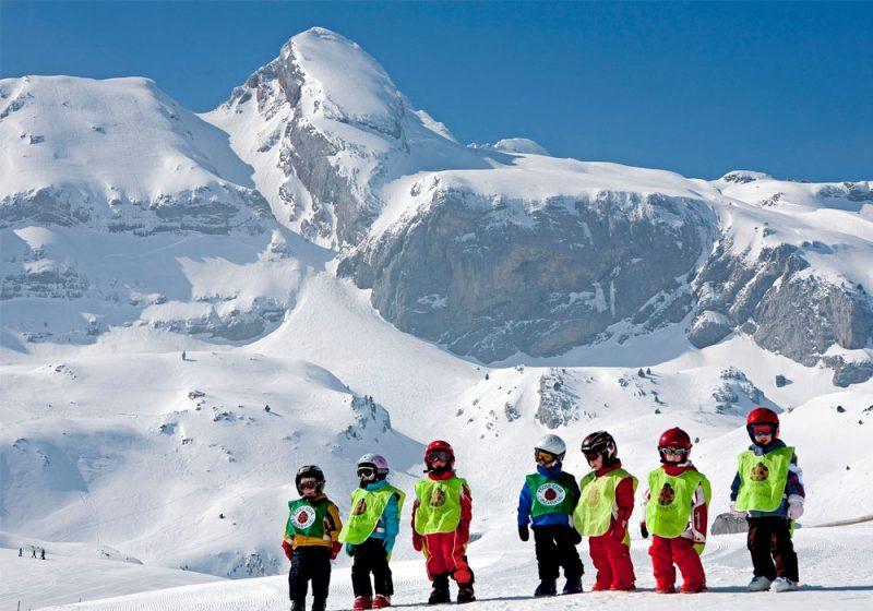 estaciones de esqui en aragon - candanchu