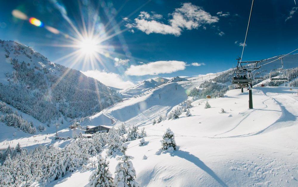 estaciones de esqui en aragon - cerler