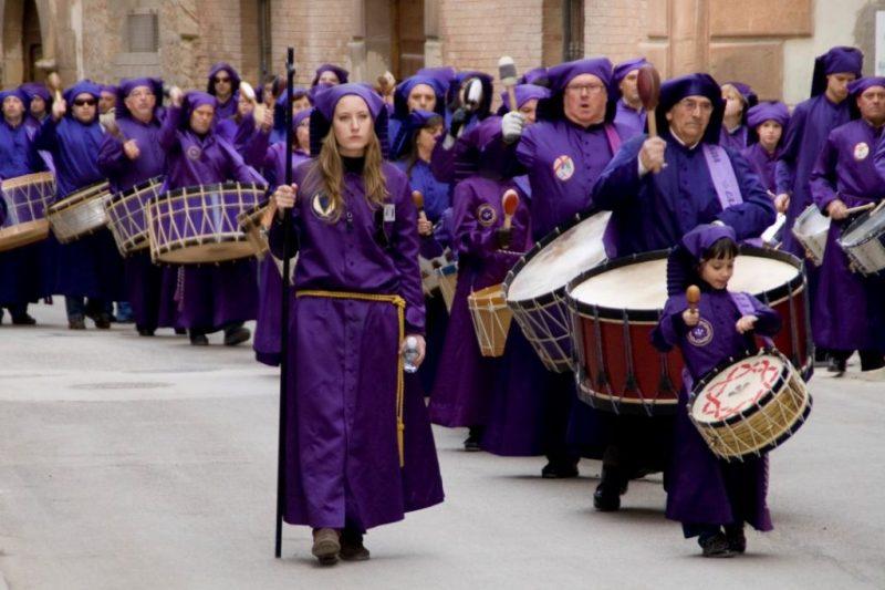 La ruta del tambor y el bombo - Teruel