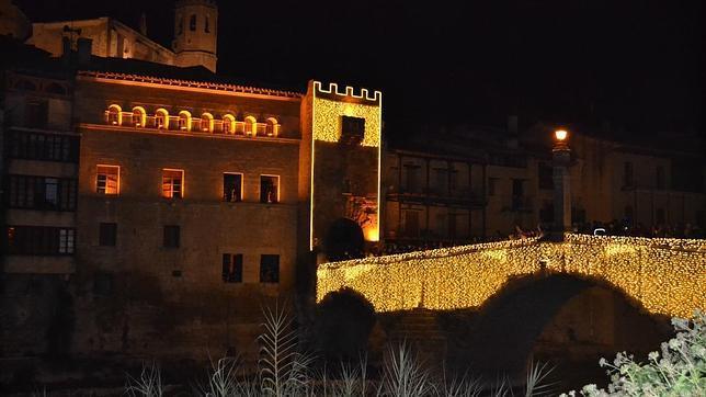Navidad en Teruel - luces preciosas