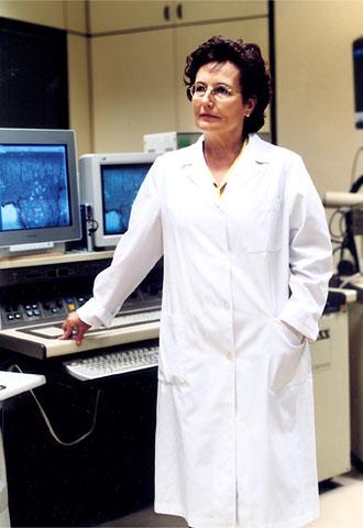Carmen Ascaso Ciria es una de las 5 mujeres aragonesas que han cambiado el mundo desde la ciencia