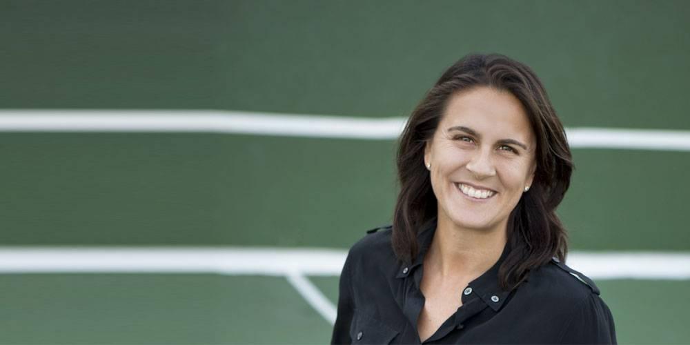 Conchita Martínez , la leyenda aragonesa del Tenis