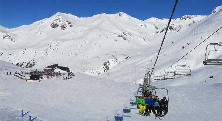Esquiar en Astún con el Carné Joven es posible