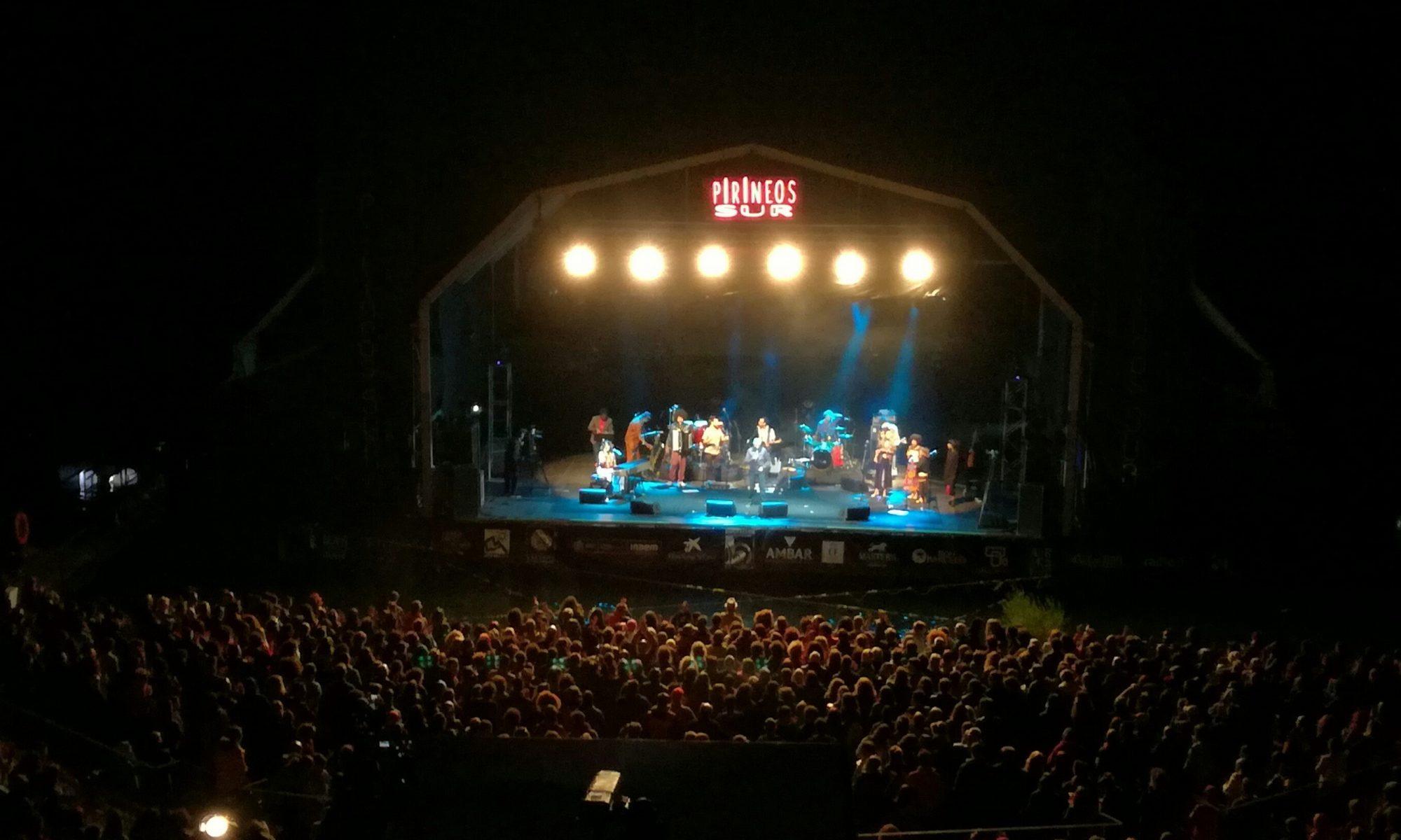 El cartel de Pirineos Sur pone en valor la música aragonesa este verano - Disfruta Aragón