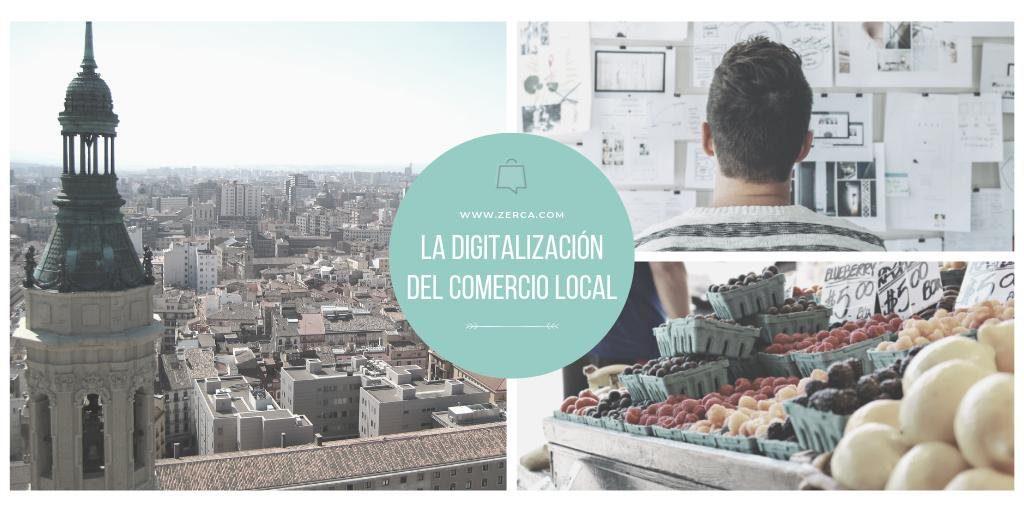 Llega la digitalización del comercio de proximidad con zerca! descubre sus ventajas