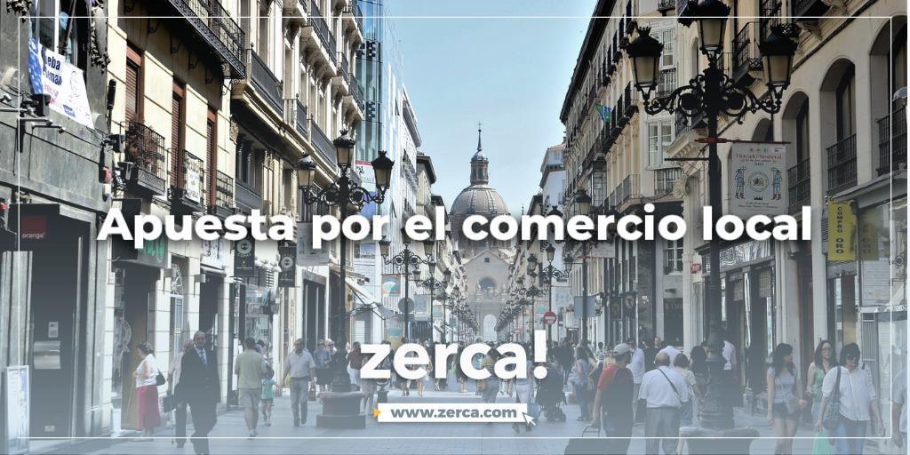 zerca! es una plataforma para conseguir llevar las tiendas de barrio a el mundo online