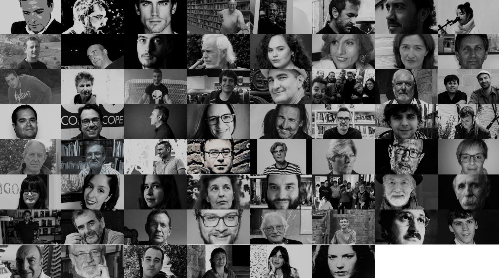 Autores aragoneses que participan en la Feria del Libro Aragonés 2019 en Monzón del 6 al 8 de diciembre