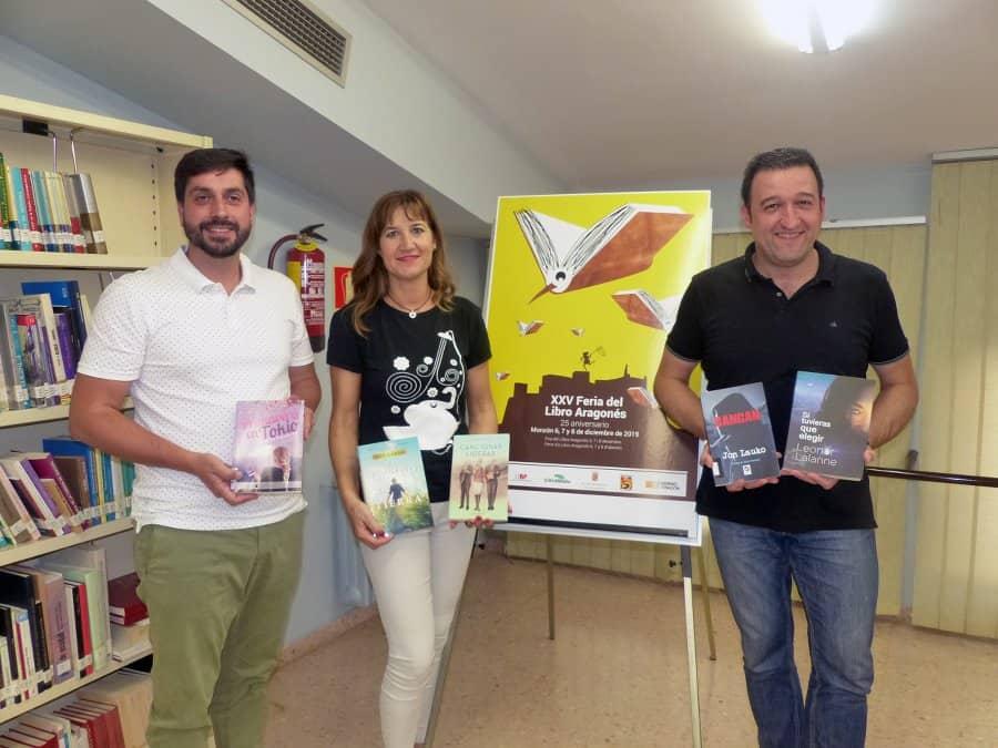 Presentación del Ciclo FLA 2019 - Luz Gabás presentó su último libro 'El latido de la tierra'