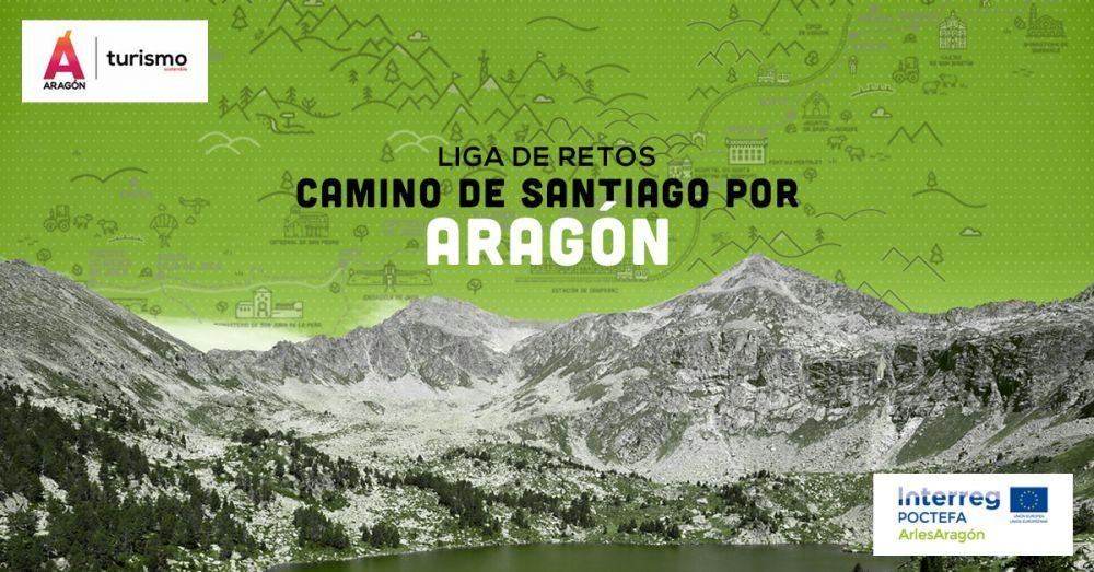 Liga de retos fotográficos en Hunteet - Camino de Santiago por Aragón